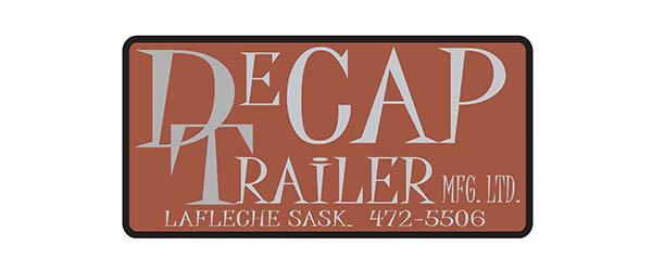 DeCap Trailer Logo